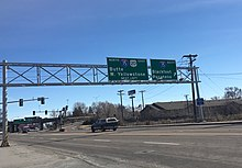 U S  Route 20 in Idaho - Wikipedia