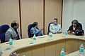 Iain Simpson Stewart with NCSM and British Council Dignitaries - NCSM - Kolkata 2016-01-25 9273.JPG