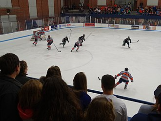 University of Illinois Ice Arena - Image: Ice Arena Scene Urbana Champaign Illinois USA 02 (32090912993)