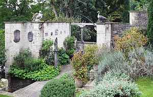 Harold Peto - Iford Manor garden feature