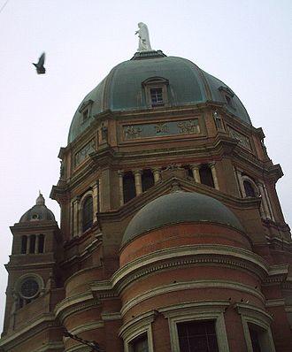 Magdalena del Mar - Corazón de María Church