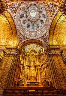 Iglesia De La Compa A Quito Wikipedia La