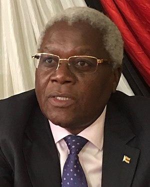 Ignatius Chombo - Image: Ignatius Chombo 2017