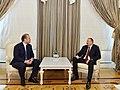 Ilham Aliyev received the Prime Minister of Malta, 2015 01.jpg
