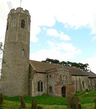 St Andrew, Ilketshall - Image: Ilketshall St Andrew g 1