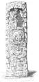 Illustrirte Zeitung (1843) 07 008 5 Hintere Ansicht eines Götzenbildes in Säulenform.PNG