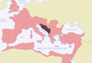 Illyricum (Roman province) - Province of Illyricum