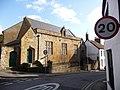 Ilminster, old school house in North Street - geograph.org.uk - 1133321.jpg