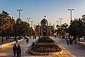 Imamzade Hossein Qazvin at dusk.jpg