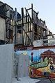 Immeubles incendiés aux 5 et 6 place Saint-Michel, Rennes, Ille-et-Vilaine.jpg