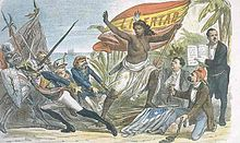 220px Independencia de Cuba%2C revista la flaca%2C 1873.