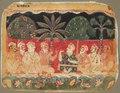 India, Mewar or Delhi-Agra region, pre-Mughal, 16th century - Nanda and the Elders, page from a Bhagavata Purana - 1960.53 - Cleveland Museum of Art.tif