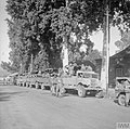 Indian troops clear road between Batavia and Bandoeng 1946.jpg