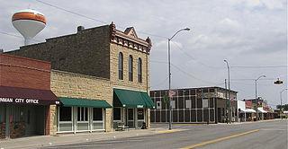 Inman, Kansas City in Kansas, United States