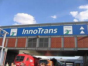 InnoTrans - InnoTrans 2006 entrance