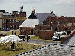 Inside Fort Cumberland - geograph.org.uk - 411752.jpg
