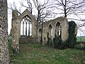 Inside the Ruins of Tivetshall St .Mary Church - geograph.org.uk - 357097.jpg