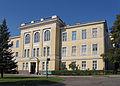Instytut Weterynarii - budynek glowny (2011) - Grochowska 272 (1).JPG