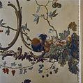 """Interieur, detail van geschilderd behangsel in het kamertje naast de hal op de begane grond (de """"Portierskamer"""") - Middelburg - 20378185 - RCE.jpg"""