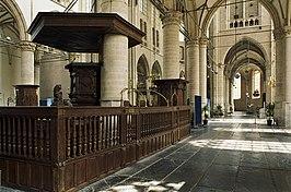 Grote of sint laurenskerk alkmaar wikipedia for Melchior interieur