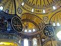 Interior of Hagia Sophia 123.jpg