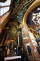 Interior of St. Mary's Basilica in Kraków, Poland in 2018.jpg