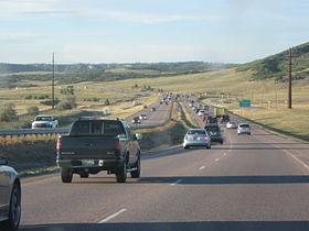 Interstate 25 in Colorado - Wikipedia