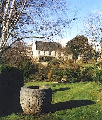 Inveresk - Inveresk Lodge Garden