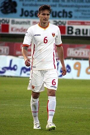 Žarko Tomašević - Image: Iran vs. Montenegro 2014 05 26 (152)