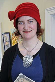 Description de l'image Irish-Canadian author Emma Donoghue.JPG.