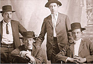 Irish Argentine - Group of Irishmen in Argentina in the 19th century.