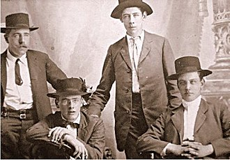 Irish Argentine - Group of Irishmen in Argentina in the 19th century