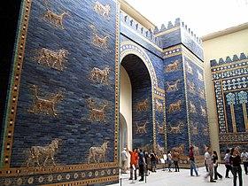 [تصویر: 280px-Ishtar_Gate_at_Berlin_Museum.jpg]