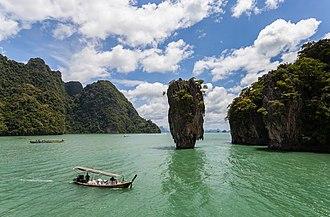 Khao Phing Kan - Image: Isla Tapu, Phuket, Tailandia, 2013 08 20, DD 36