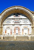 Israel-04691 - Mahmadiyya Mosque Fountain (32821885954).jpg