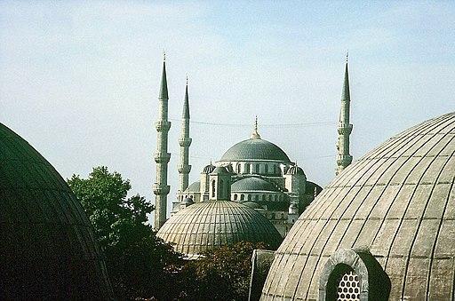 Istanbul-Sultan-Ahmet-Camii
