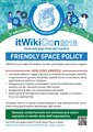 ItWikiCon2018-FriendSpacePolicy ESECstampa.pdf