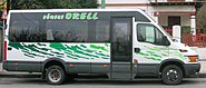 Iveco Daily obuses Orell