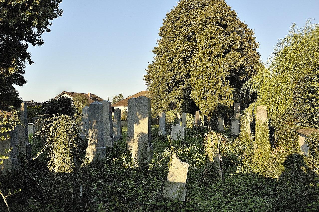 Ehem. Jüdischer Friedhof