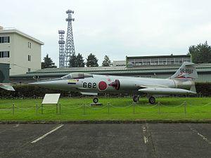 Fuchū Air Base (Tokyo) - Lockheed F-104J Starfighter