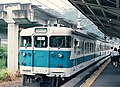 JRW series 113 at Kainan Station 19920818.jpg