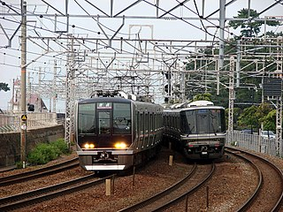 Sanyō Main Line major railway line in Japan