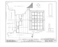 Jacob Evans House, Marlton-Medford Road, Marlton, Burlington County, NJ HABS NJ,3-MART.V,5- (sheet 14 of 24).png