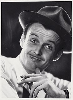 Toon Hermans Dutch comedian, singer and writer