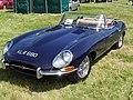 Jaguar E Type Roadster 4.2 Series 1 1966 (14375088284).jpg