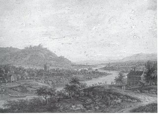 Landscape with the River Main