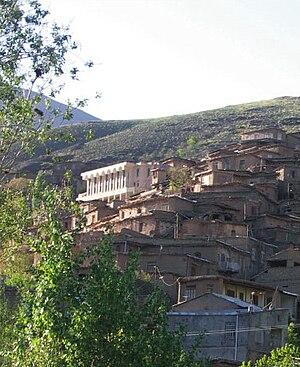 Jama'at Khana - A Jama'at Khana in Nishapur, Dizbad Region.