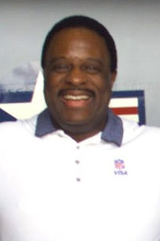 James Brown (sportscaster) - James Brown in December 2000