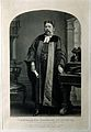 James George Beaney. Mezzotint by H. S. Sadd after Barnwell. Wellcome V0000416.jpg