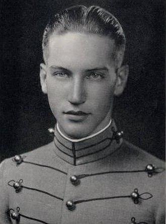 James Lawton Collins Jr. - As a West Point cadet in 1939